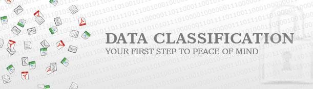 Data classification is the first step to ensure the integrity of your files