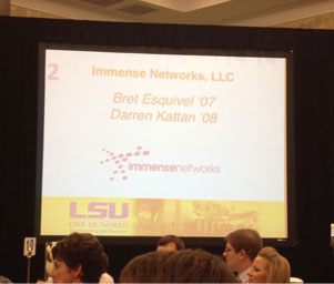 Immense Networks ranks #2 in LSU Top One Hundred